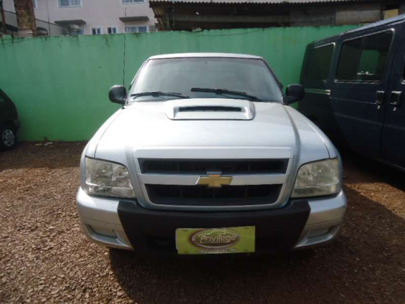 Chevrolet S10 Colina 4x4 2.8 Turbo Electronic (Cabine Dupla) - Foto #4