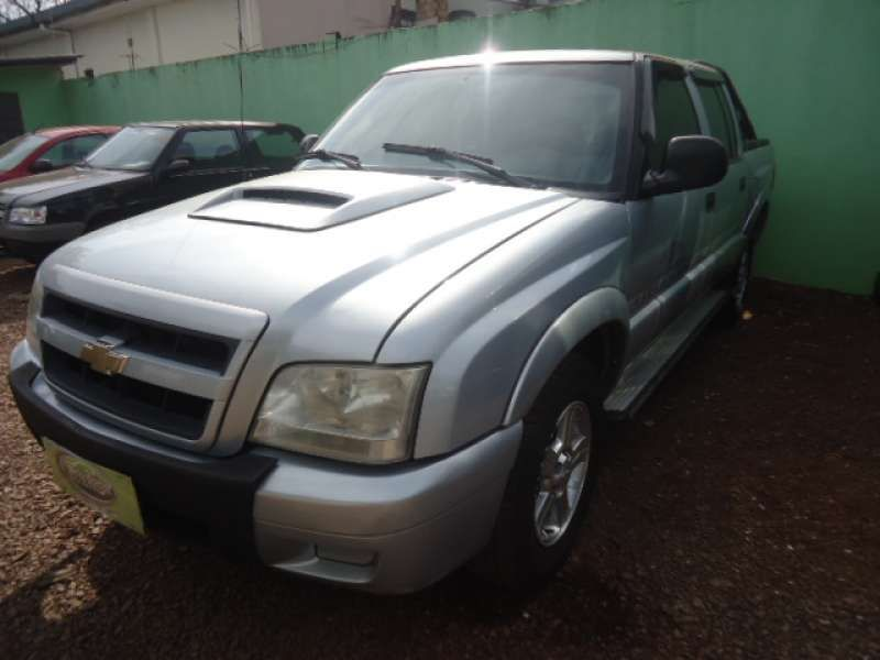 Chevrolet S10 Colina 4x4 2.8 Turbo Electronic (Cabine Dupla) - Foto #8