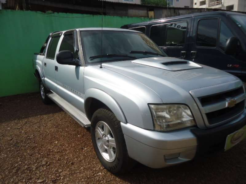Chevrolet S10 Colina 4x4 2.8 Turbo Electronic (Cabine Dupla) - Foto #9
