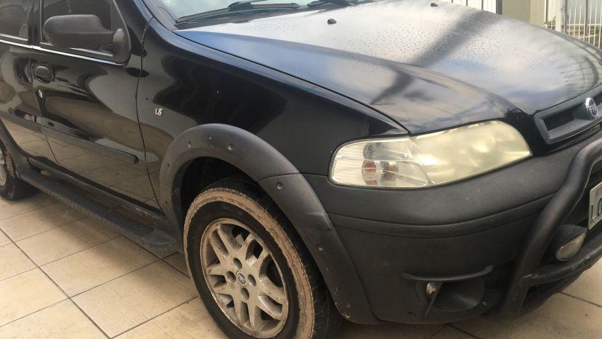 Fiat Palio Weekend Adventure 1.8 8V - Foto #2