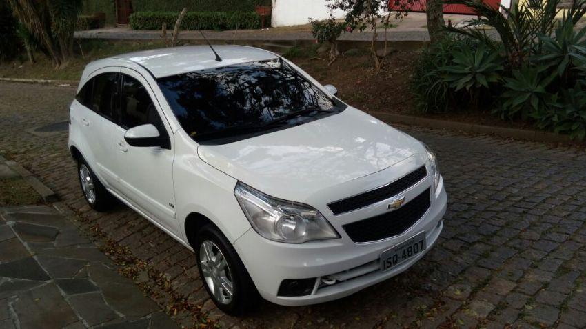 Chevrolet Agile LTZ 1.4 (Flex) - Foto #1