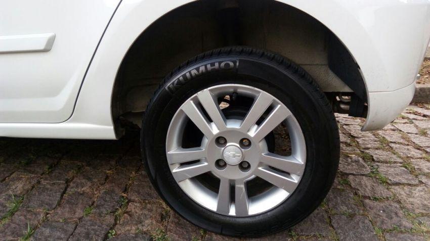 Chevrolet Agile LTZ 1.4 (Flex) - Foto #8
