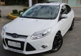 Ford Focus Sedan Titanium Plus 2.0 PowerShift