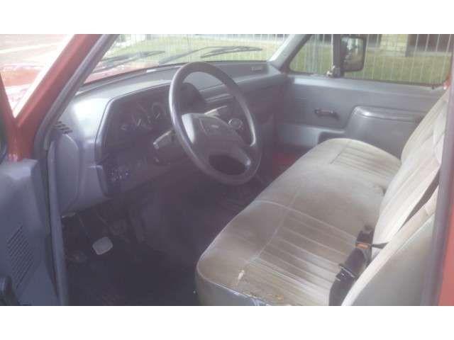 Ford F1000 Super Serie 3.9 (Cab Simples) - Foto #6