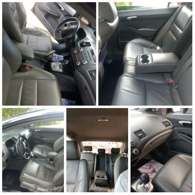 Honda New Civic LXS 1.8 (aut) - Foto #2
