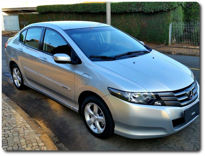 Honda City LX 1.5 16V (flex) (aut.) 2010/2010 - Salão do ...