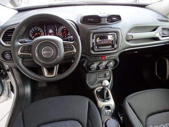 Jeep Renegade Sport 1.8 (Flex) - Foto #7