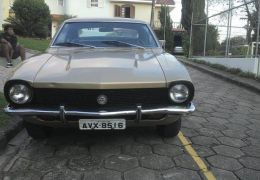 Ford Maverick Super Luxo