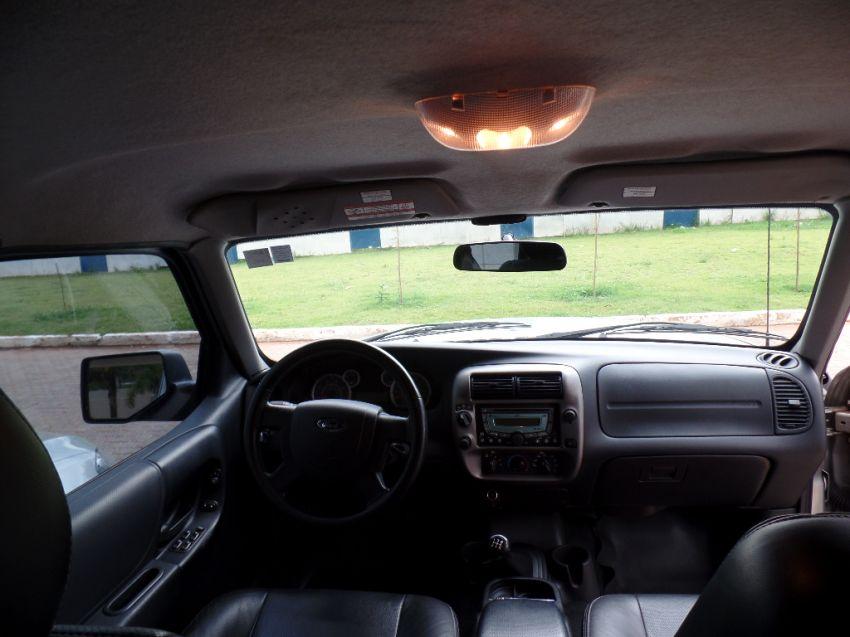 Ford Ranger Limited 4x4 3.0 (Cabine Dupla) - Foto #3