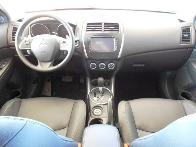 Mitsubishi ASX 4X4 AWD 2.0 16V - Foto #3