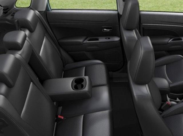 Mitsubishi ASX 4X4 AWD 2.0 16V - Foto #9