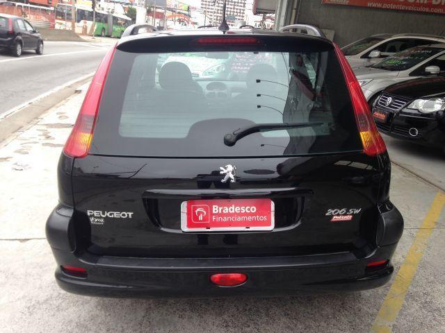 Peugeot 206 SW Presence 1.4 8V - Foto #7