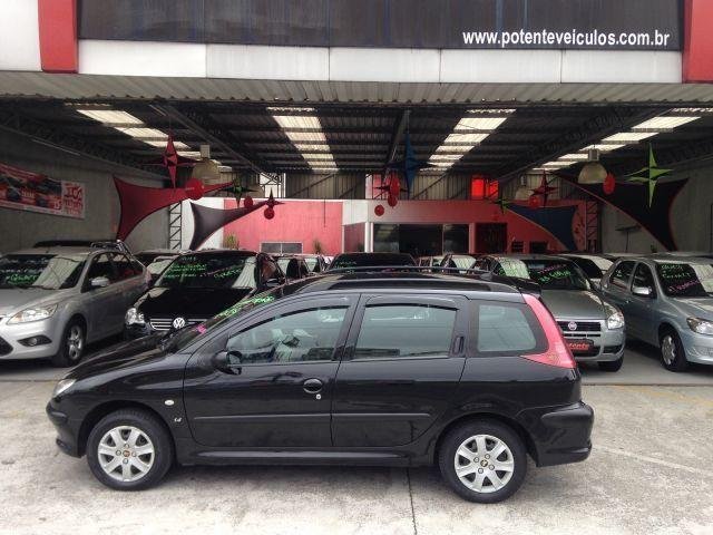 Peugeot 206 SW Presence 1.4 8V - Foto #8