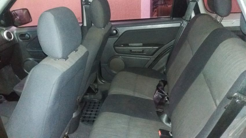 Ford Ecosport XLT Freestyle 1.6 (Flex) - Foto #7