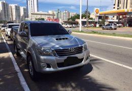 Toyota Hilux 3.0 TDI 4x4 CD SRV Top Auto