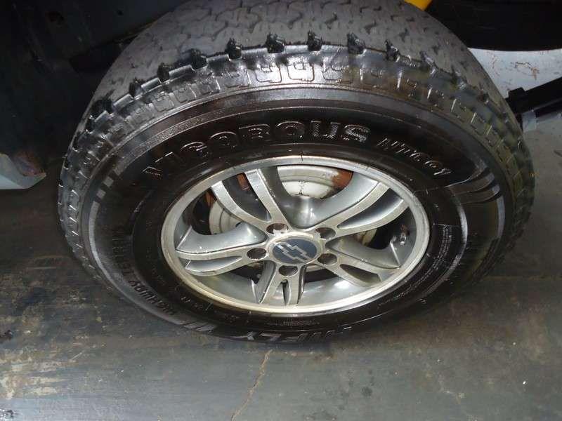 Chevrolet S10 Dlx 4x4 2.8 Turbo (cab Dupla) - Foto #6