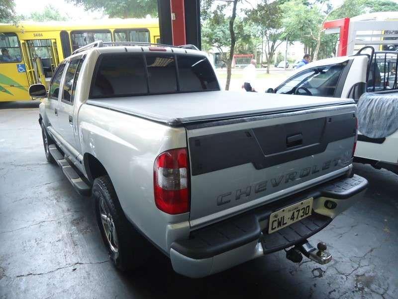Chevrolet S10 Dlx 4x4 2.8 Turbo (cab Dupla) - Foto #7