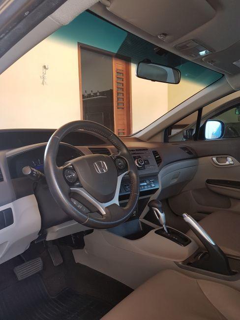Honda Civic 2.0 i-VTEC LXR (Aut) (Flex) - Foto #1