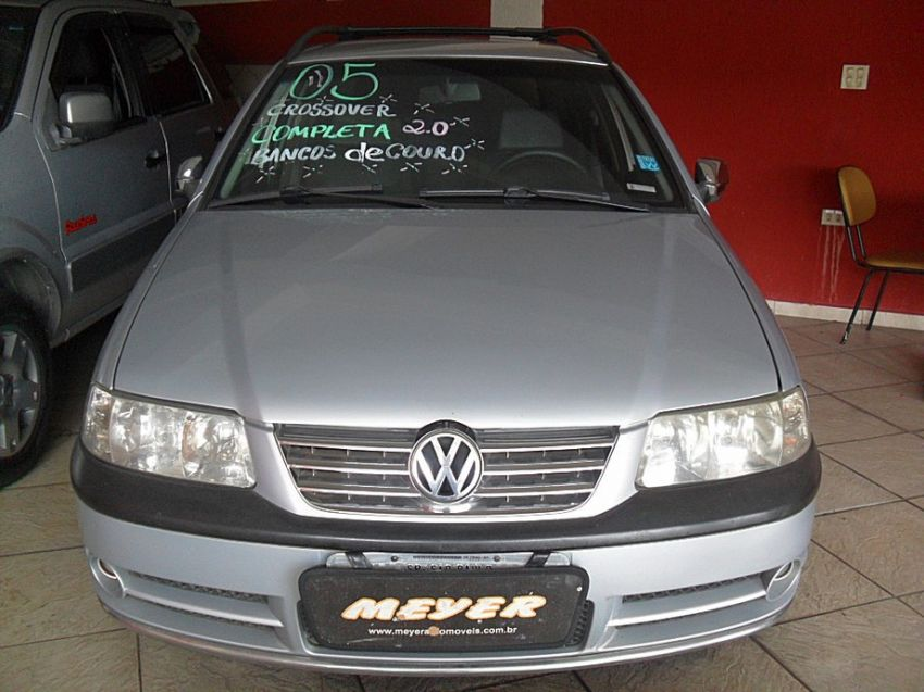 Volkswagen Parati 2.0 Mi Crossover 8V G.iii - Foto #2