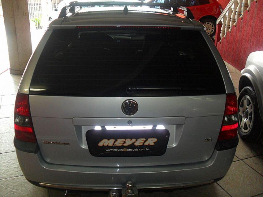 Volkswagen Parati 2.0 Mi Crossover 8V G.iii - Foto #4