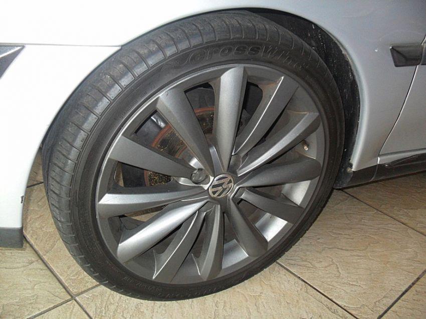 Volkswagen Parati 2.0 Mi Crossover 8V G.iii - Foto #5
