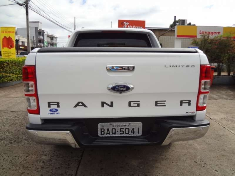 Ford Ranger Limited 4x4 3 0 Cabine Dupla 2016 2017