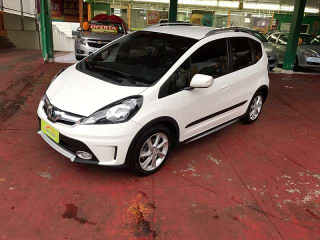 Honda Fit Twist 1.5 16v (Flex) - Foto #1