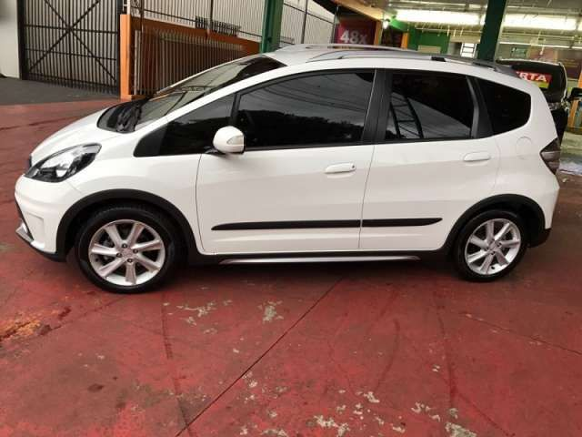 Honda Fit Twist 1.5 16v (Flex) - Foto #6