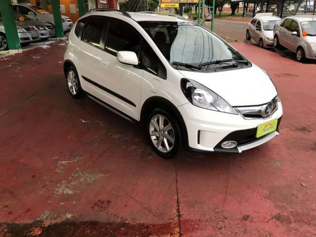 Honda Fit Twist 1.5 16v (Flex) - Foto #7