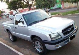 Chevrolet S10 Rodeio 4x2 2.4 MPFi (Cab Simples)