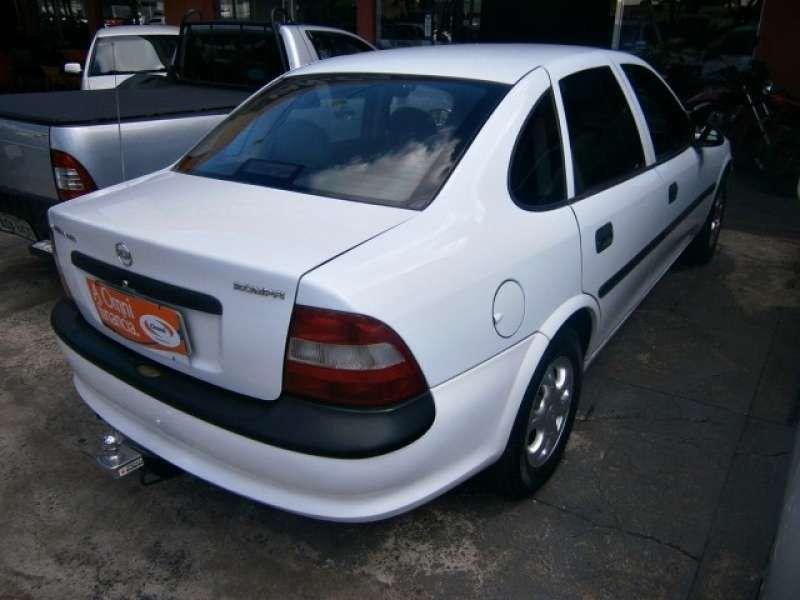 Chevrolet Vectra GLS 2.0 MPFi (nova série) - Foto #3
