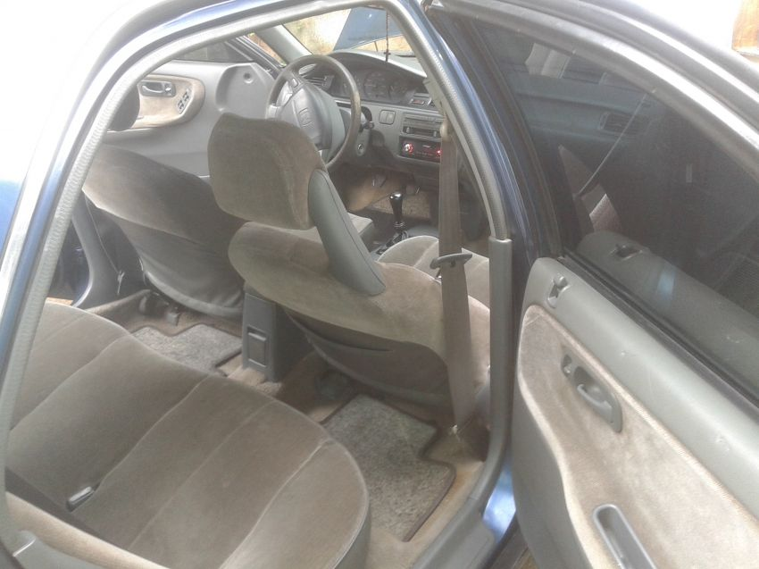 Honda Civic Sedan LX 1.5 - Foto #6