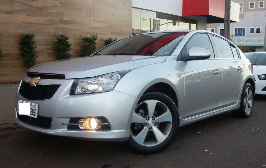 Chevrolet Cruze Sport6 LT 1.8 16V Ecotec (Flex) (Aut) - Foto #1