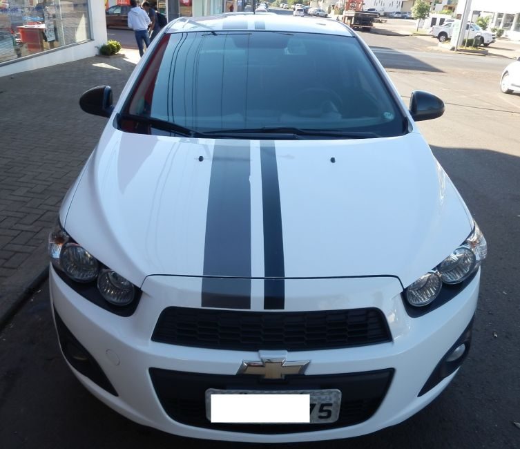 Chevrolet Sonic Hatch Effect 1.6 (Aut) - Foto #3