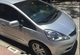 Honda Fit 1.5 16v EXL CVT (Flex)