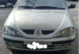 Renault Mégane Hatch. RXE 1.6 16V Egeus