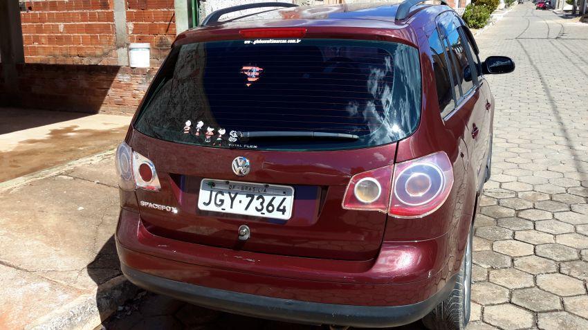 Volkswagen SpaceFox Comfortline 1.6 8V (Flex) - Foto #3