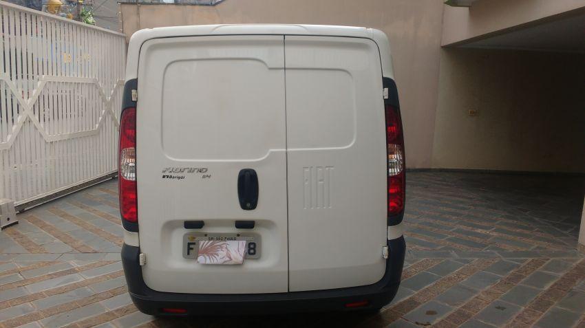 Fiat Fiorino Furgão 1.4 Evo (Flex) - Foto #4