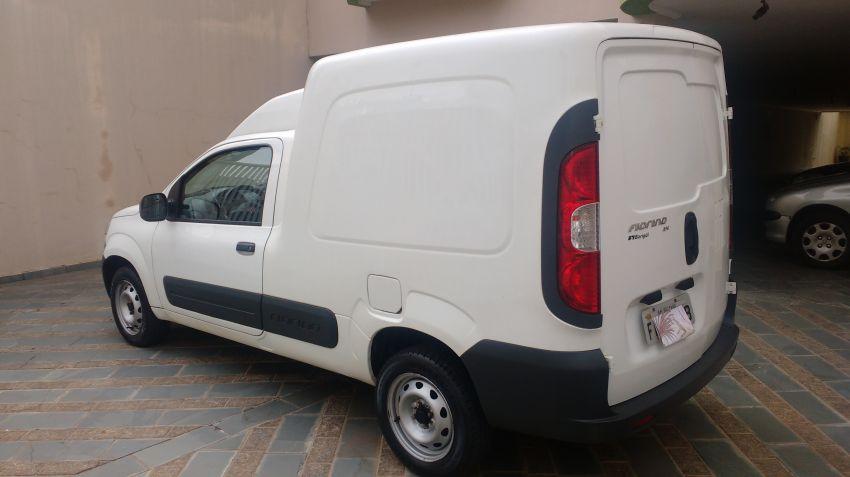 Fiat Fiorino Furgão 1.4 Evo (Flex) - Foto #7
