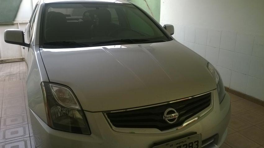 Nissan Sentra Special Edition 2.0 16V CVT (flex) - Foto #6
