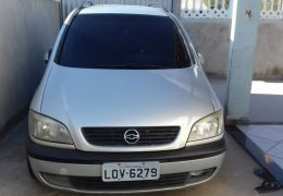Chevrolet Zafira CD 2.0 8V (Aut)