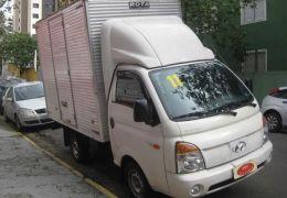Hyundai HR HD Longo 4X2 com Baú 2.5 Turbo Intercooler 8V