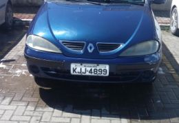 Renault Mégane Hatch. Expression 1.6 16V