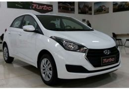 Hyundai HB20 1.0 Turbo Comfort Plus blueMedia