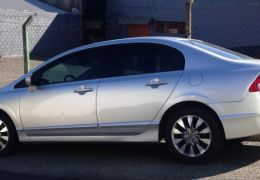Honda Civic Sedan LXL 1.7 16V (aut)