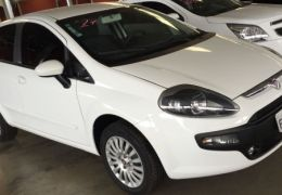 Fiat Punto BlackMotion 1.8 16V (Flex)
