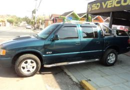 Chevrolet S10 STD 4X4 Cabine Dupla 2.5 Turbo 8V