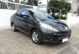 Peugeot 207 Sedan XR Sport Passion 1.4 8V Flex