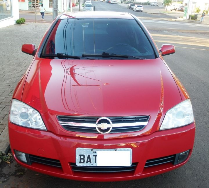 Chevrolet Astra Hatch Advantage 2.0 (Flex) 4p - Foto #6