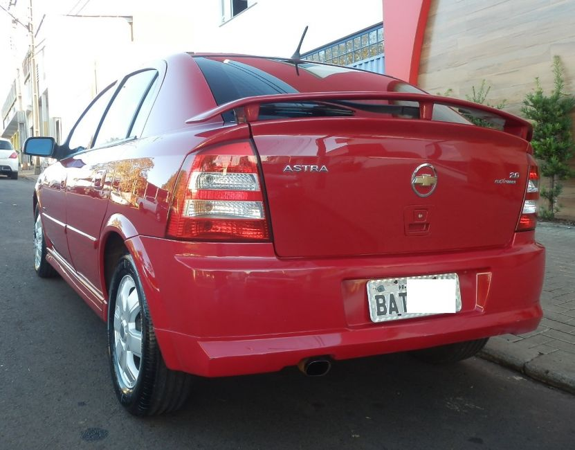 Chevrolet Astra Hatch Advantage 2.0 (Flex) 4p - Foto #7